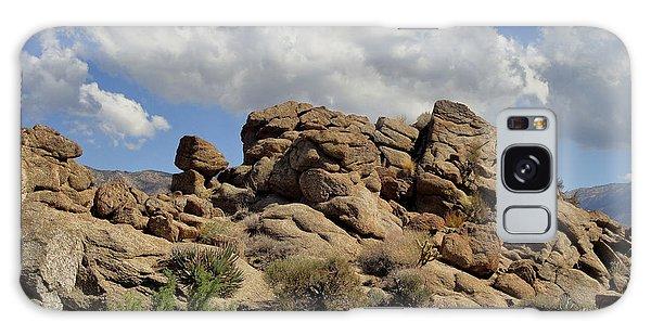 The Rock Garden Galaxy Case by Michael Pickett
