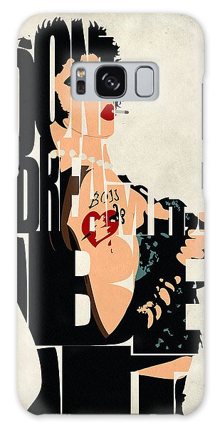 The Rocky Horror Picture Show - Dr. Frank-n-furter Galaxy Case
