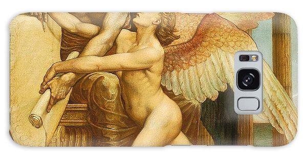 Time Frame Galaxy Case - The Roll Of Fate by Walter Crane