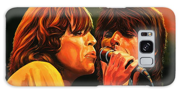 Rolling Stone Magazine Galaxy Case - The Rolling Stones by Paul Meijering