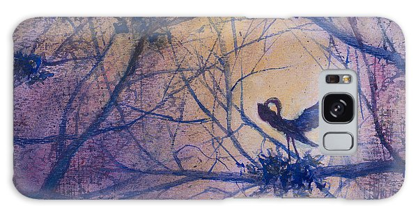 The Rookery Revisited Galaxy Case by Lee Beuther