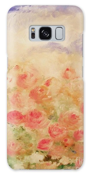 The Rose Bush Galaxy Case