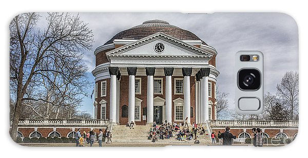 The University Of Virginia Rotunda Galaxy Case