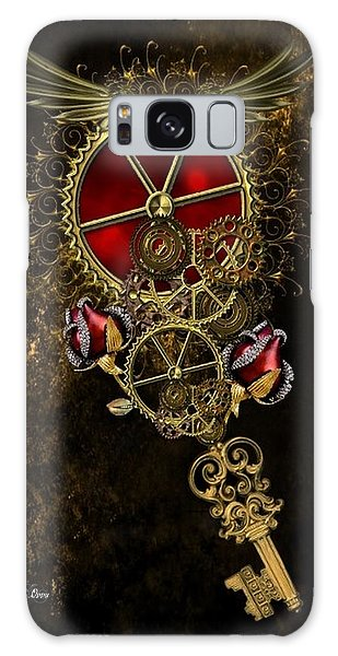 The Royal Key Galaxy Case