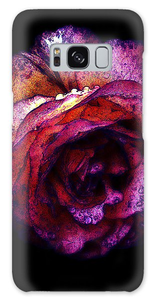 The Royal Rose Galaxy Case