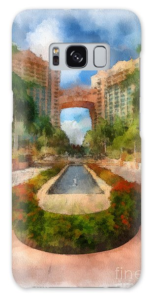 Bahamas Galaxy Case - The Royal Towers Atlantis Resort by Amy Cicconi