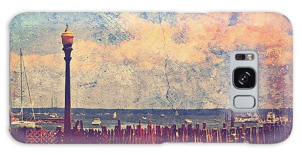 Galaxy Case - The Salty Air Sea Breeze In Her Hair Iv by Aurelio Zucco