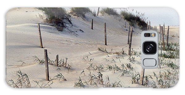 The Sands Of Obx Galaxy Case by Greg Reed