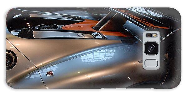 The Sculptured Rear 918 R S R Galaxy Case