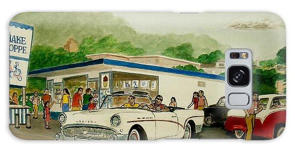 The Shake Shoppe Portsmouth Ohio 1960 Galaxy Case