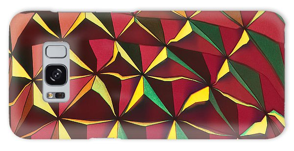 Shapes Of Color Galaxy Case by Kellice Swaggerty