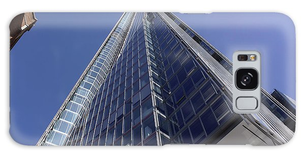 The Shard London Bridge Galaxy Case by Nicky Jameson