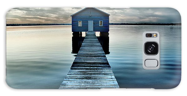 The Shed Upon The Water Galaxy Case