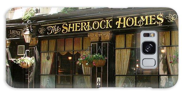 The Sherlock Holmes Galaxy Case