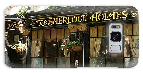 The Sherlock Holmes Galaxy Case by Jan Cipolla