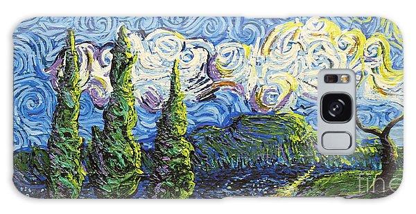 The Shores Of Dreams Galaxy Case