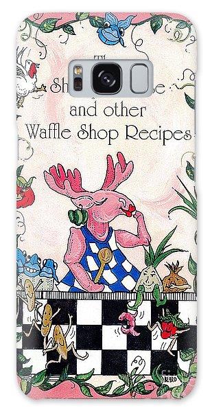 The Shrimp Moose And Other Waffle Shop Recipes Cookbook Calvary Church Memphis Tn Galaxy Case