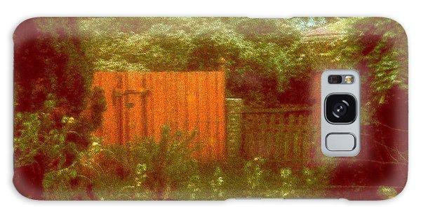The Side Yard Galaxy Case by YoMamaBird Rhonda