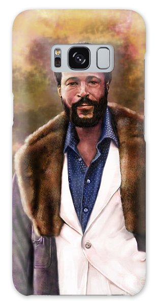 The Silky Silky Soul Singer - Marvin Gaye  Galaxy Case