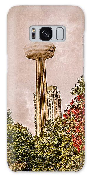 The Skylon Tower Galaxy Case by Jim Lepard