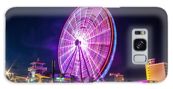 The Skywheel Galaxy Case by Rob Sellers