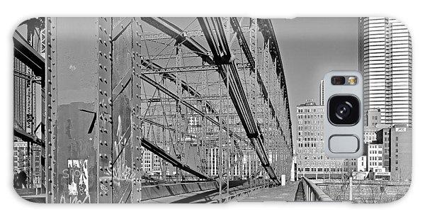 The Smithfield Street Bridge Trusses And Ironwork. Galaxy Case