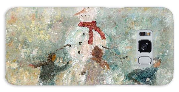 The Snowman Galaxy Case