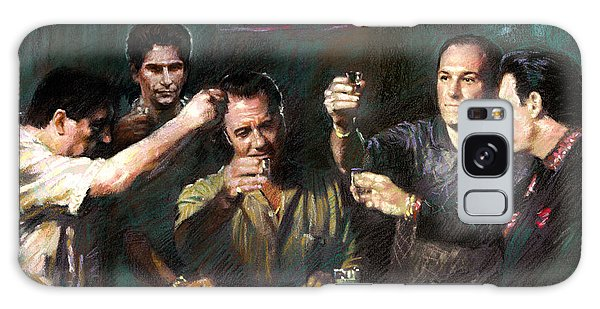 The Sopranos Galaxy Case