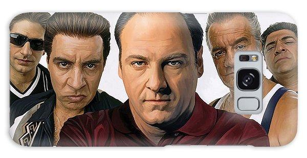 The Sopranos  Artwork 2 Galaxy Case