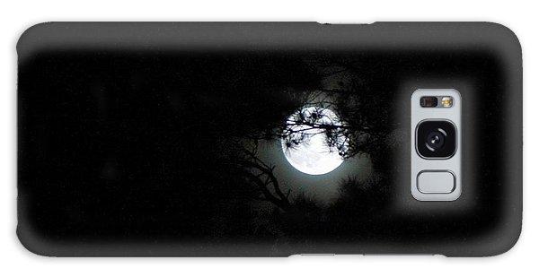 The Sorcerer's Moon Galaxy Case by John Glass