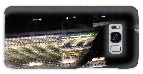 The Sound Man Galaxy Case by Barbara Bardzik