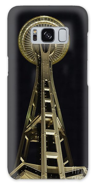 The Space Needle Galaxy Case