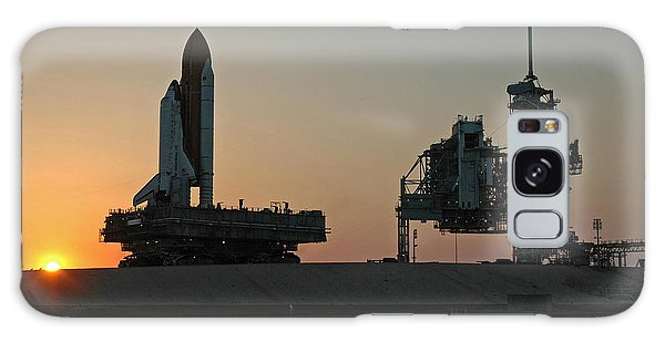 The Space Shuttle Discovery Galaxy Case