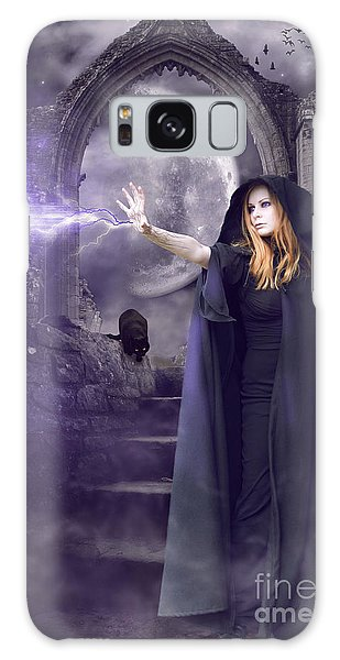 The Spell Is Cast Galaxy Case