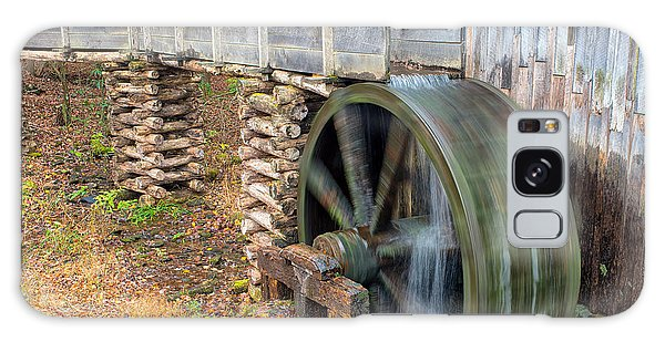 The Spinning Water Wheel Galaxy Case
