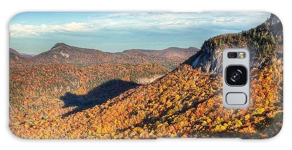 North Carolina Autumn Mountain Bear Shadow Nc Galaxy Case