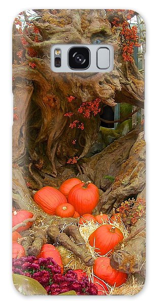 The Spirit Of The Pumpkin Galaxy Case by Venetia Featherstone-Witty