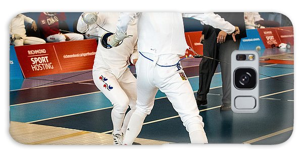 The Sport Of Fencing 1 Galaxy Case