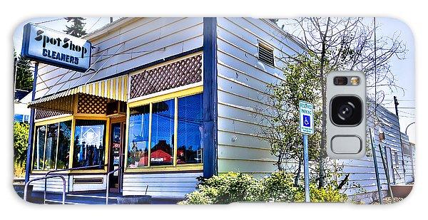 The Spot Shop Cleaners - Pullman Washington Galaxy Case