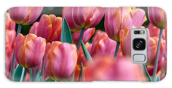 The Spring Flowers Galaxy Case by Sergey Simanovsky