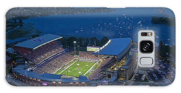 Husky Stadium And The Lake Galaxy S8 Case