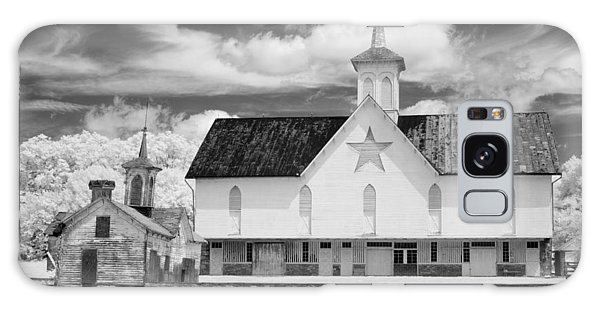 The Star Barn - Infrared Galaxy Case by Paul W Faust -  Impressions of Light