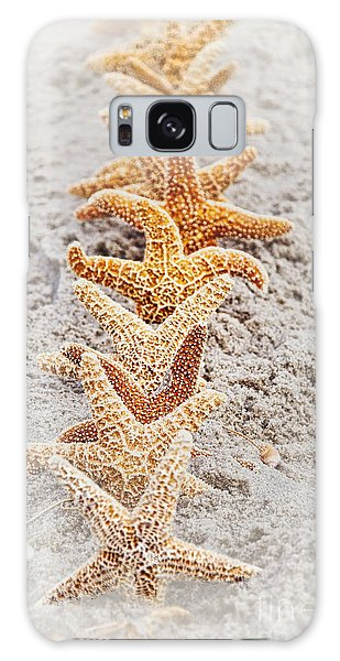 The Starfish Line Dance Galaxy Case