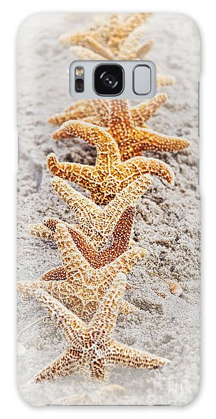 The Starfish Line Dance Galaxy Case