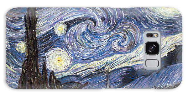 The Starry Night Galaxy Case