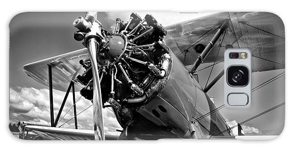 The Stearman Biplane Galaxy Case