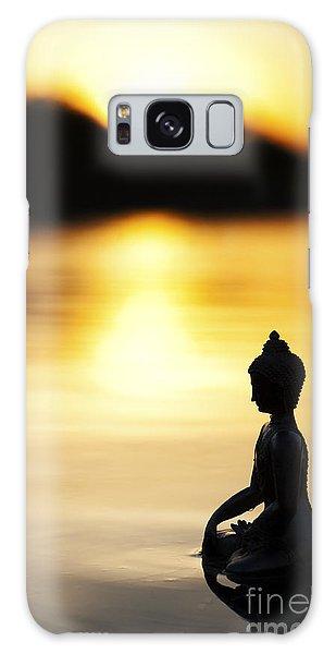 Buddha Galaxy Case - The Stillness Of Sunrise by Tim Gainey