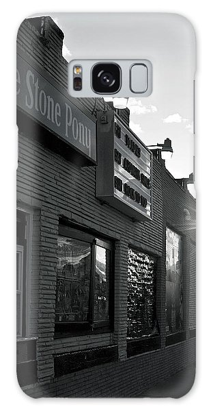The Stone Pony Asbury Park Side View Galaxy Case