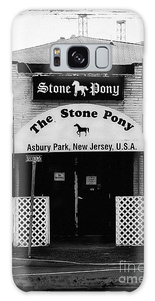 Bruce Springsteen Galaxy S8 Case - The Stone Pony by Colleen Kammerer