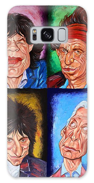 The Rolling Stones Galaxy Case